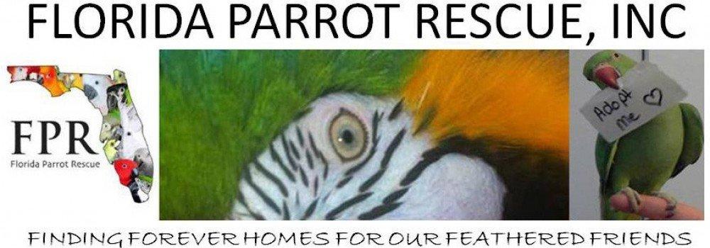 Florida Parrot Rescue Logo